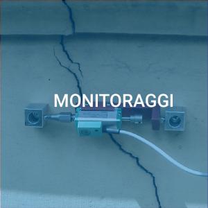 gollegamento a monitoraggi strutturali