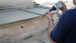 strumento indagini su muratura