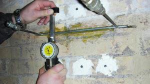 Strumenti indagine su muratura