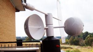anemometro monitoraggio in tempo reale